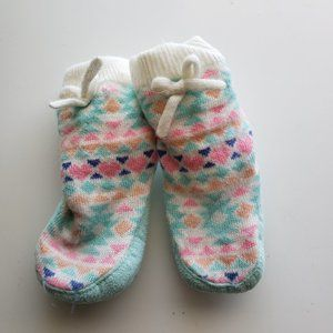Carters Booties (FREE with bundle)